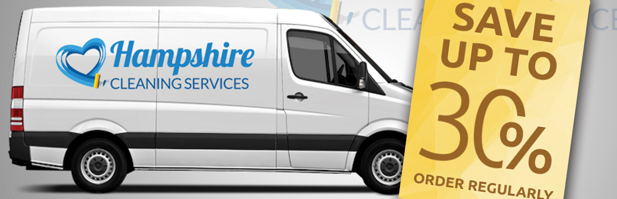 cleaning deal hampshire